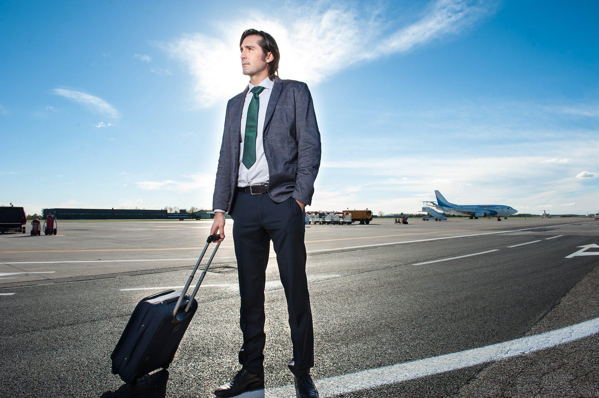 partenze aeroporto fotografa francesca bottazzin
