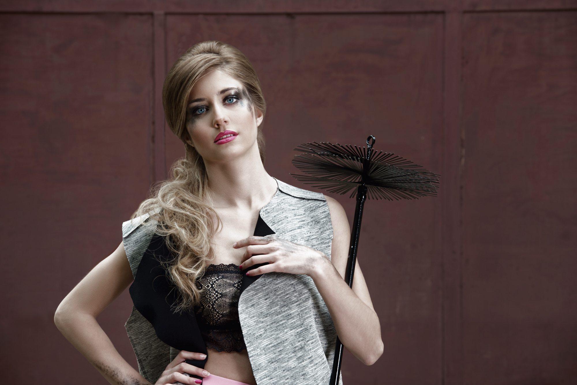 servizio fotografico di moda Francesca Bottazzin