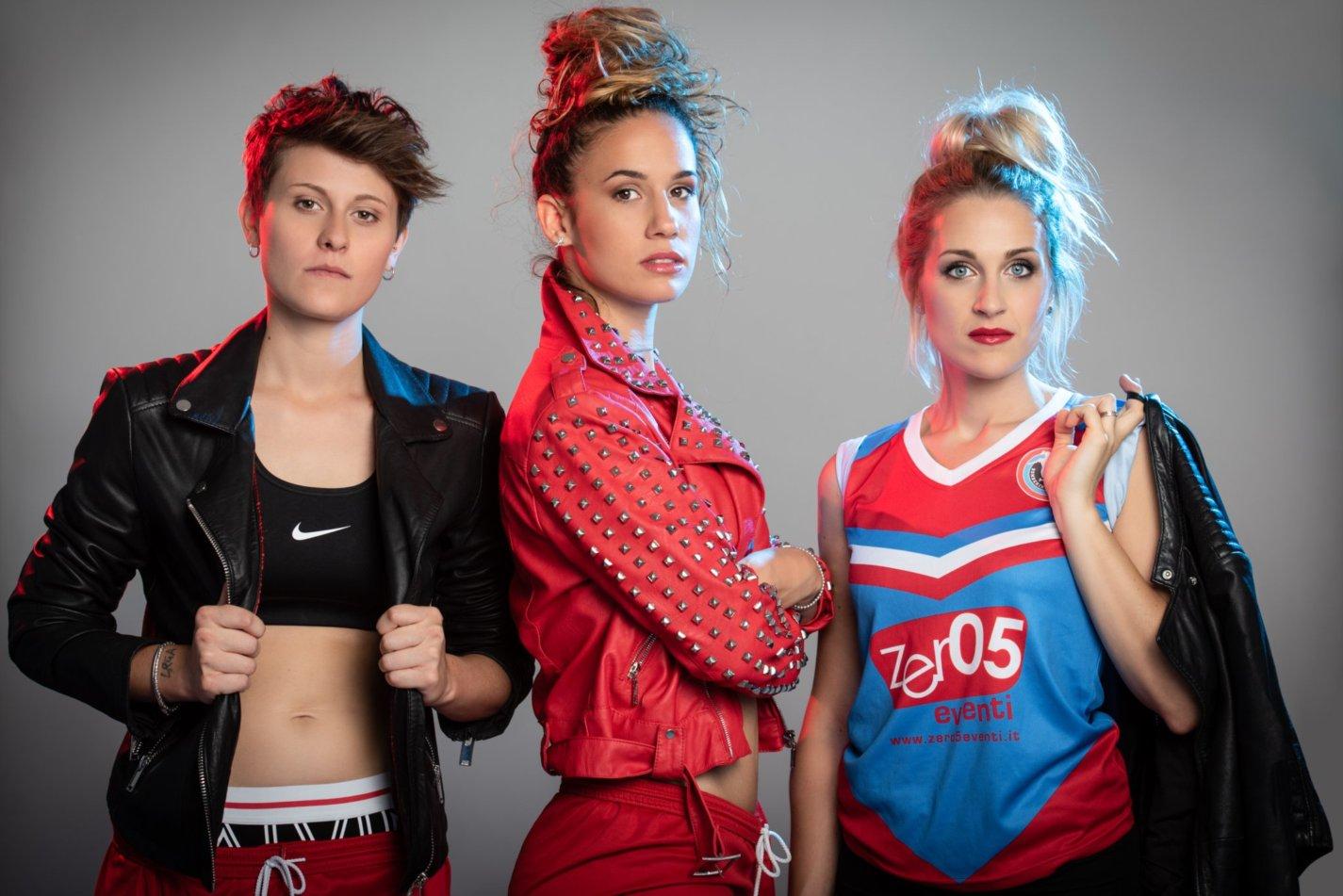 Bomberine padova squadra di calcio femminile